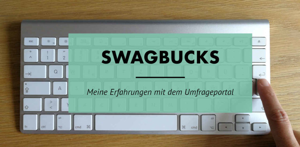 Online Umfrageportal Swagbucks