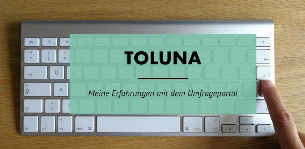 Online Umfrageportal Toluna