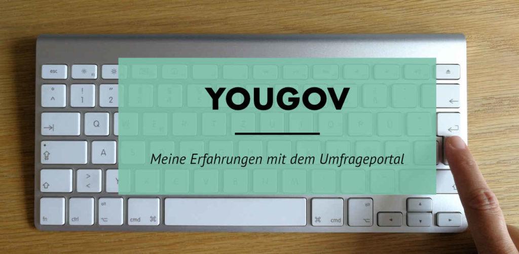 Online Umfrageportal Yougov